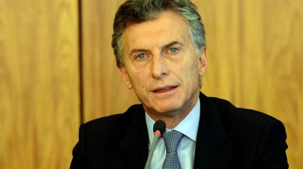 Mauricio Macri, presidente da Argentina (Foto: Agência Brasil)