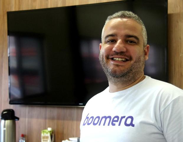 Guilherme Boomera, fundador da Boomera (Foto: Divulgação)
