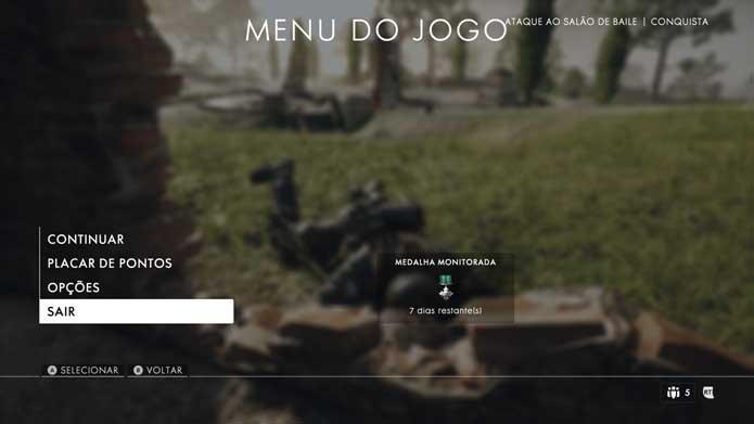 Não abandone partidas em Battlefield 1 (Foto: Reprodução/Murilo Molina)