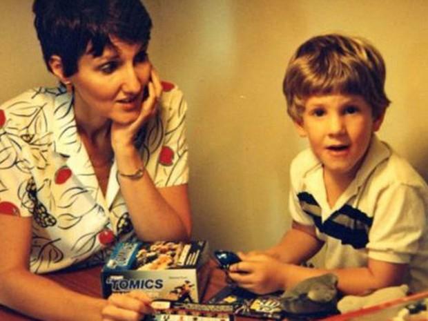 Sue Klebold, mãe de um dos atiradores do ataque à Columbine, diz que se o filho dela não tivesse nascido teria sido melhor para o mundo, mas não para ela  (Foto: Arquivo pessoal/família Klebold)
