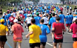 Maratona corrida euatleta (Foto: Getty Images)