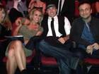 Britney Spears assiste espetáculo de circo com o novo namorado