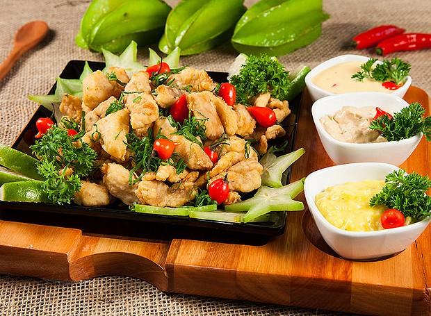 Lins Sushi: Tilápia do Japa (Foto: Divulgação)