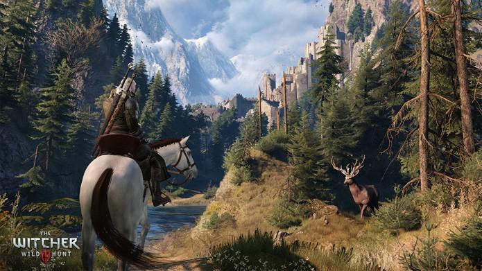 The Witcher 3 é um dos títulos que pode ser jogado com suas configurações no máximo com a GTX 1080 (Foto: Divulgação/CD Projekt)