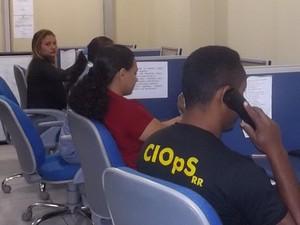 Os agentes foram treinados para atendimento ao público e situações e emergência (Foto: Sandra Lima /SESP-RR )