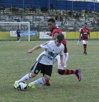 Flamengo x Coritiba, sub-15, Copa Brasil Infantil de Votorantim (Foto: Divulgação / Secom Votorantim)
