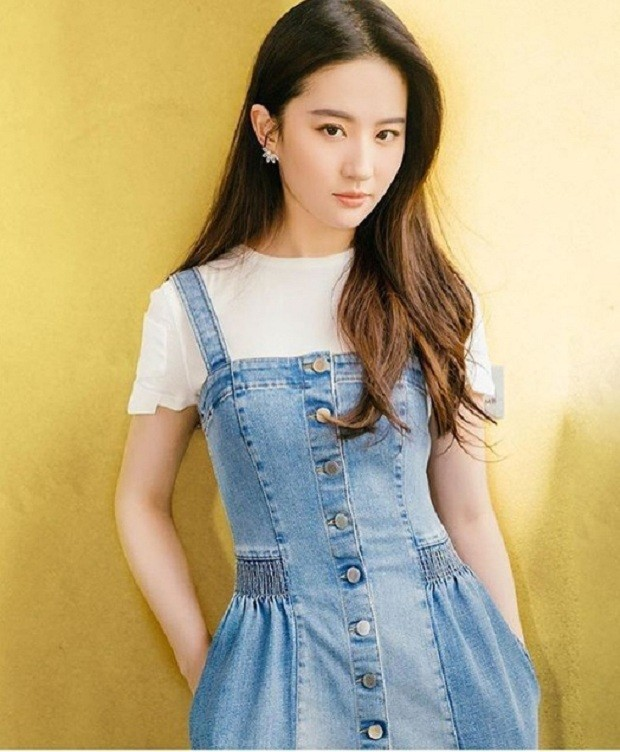 Liu Yifei (Foto: Instagram)