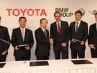 BMW Group e Toyota fecham acordo para tecnologias ecológicas