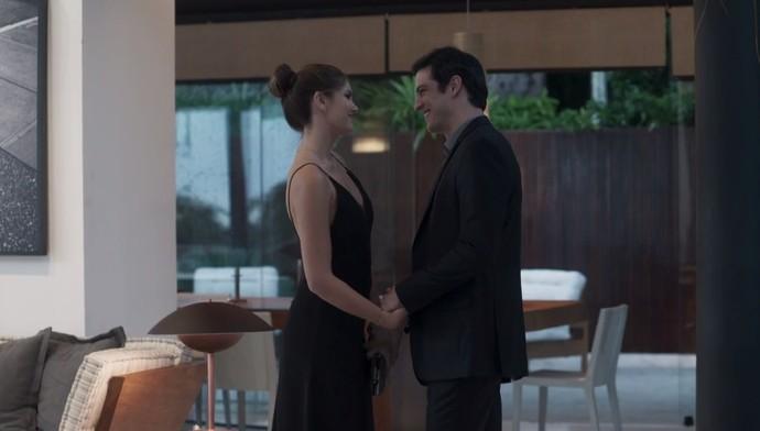 coca_jantar_romantico (Foto: Reprodução/TV Globo)