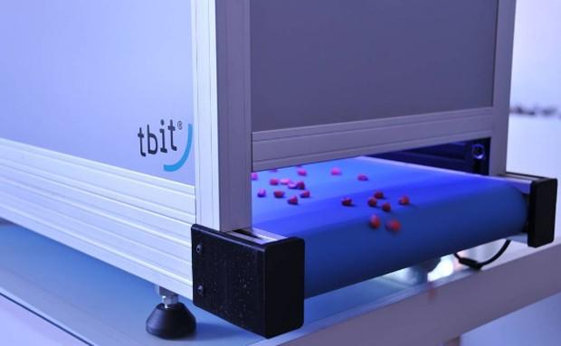 Tbit usa inteligência artificial para avaliar a qualidade de grãos (Foto: Divulgação)