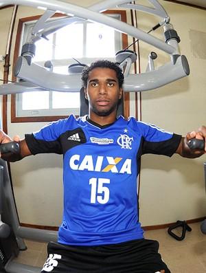 Luiz Antonio Treino Flamengo (Foto: Alexandre Vidal / Fla Imagem)