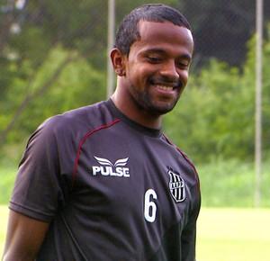 Diego Rosa, atacante da Ponte Preta (Foto: Reprodução EPTV)