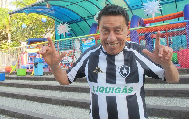 Paulo Silvino Especial (Foto: Thiago Quintella / Globoesporte.com)