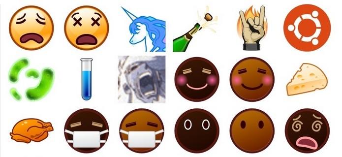 Emojidex reúne programadores para compartilhar novos emojis (Foto: Reprodução/Emojidex)