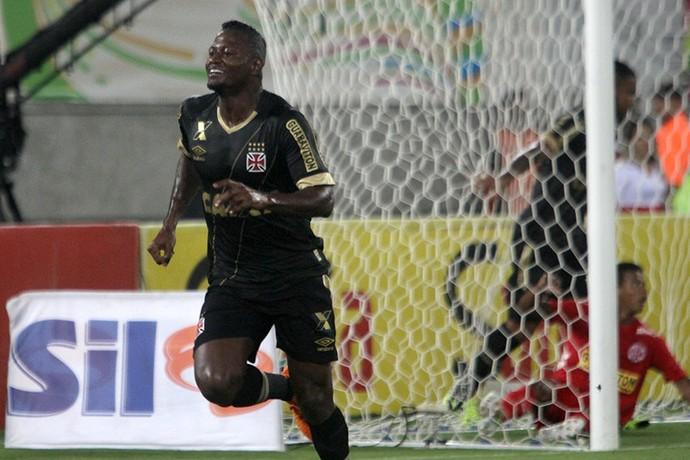 gol riascos América-RN x Vasco (Foto: Paulo Fernandes/Vasco.com.br)