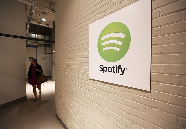 Spotify (Foto: Mario Tama/Getty Images)