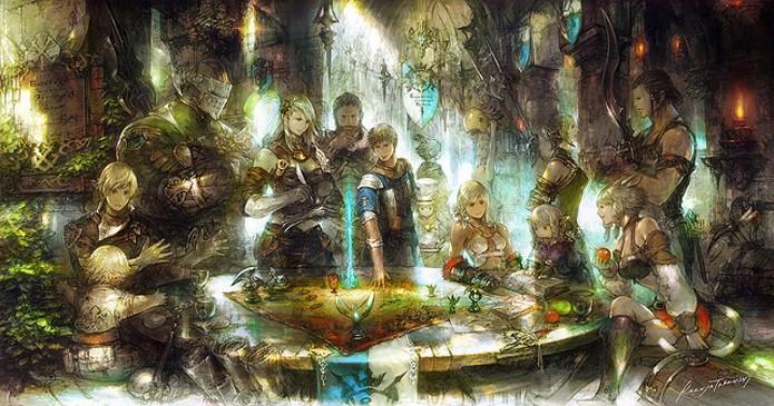 Confira como atualizar Final Fantasy 14: A Realm Reborn do PlayStation 3 para o PlayStation 4 (Foto: Divulgação)