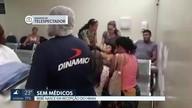 Mulher dá à luz em recepção de hospital no DF
