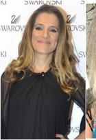 Mais loira e com franjão: Ingrid Guimarães muda o visual