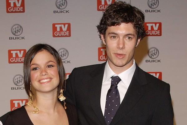 Adam Brody e Rachel Bilson (Foto: Getty Images)