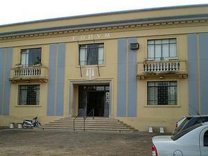 Audiência de conciliação foi determinada pela Justiça (Foto: Câmara Municipal de Lucélia/Divulgação)