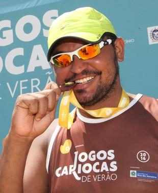 Felipe Rodrigues euatleta jogos de verão (Foto: Eny Miranda)