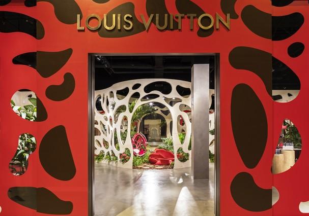 Louis Vuitton inaugura lojas pop-up no Brasil (Foto: Divulgação)