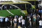 Movimento de passageiros cresce 7 vezes (Divulgação/Brunno Covello/SMCS)
