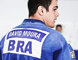 Judoca David Moura de Mato Grosso (Foto: Divulgação)