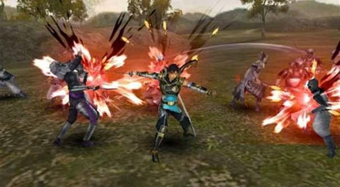 Samurai Warriors Chronicles 3  (Foto: Divulgação)
