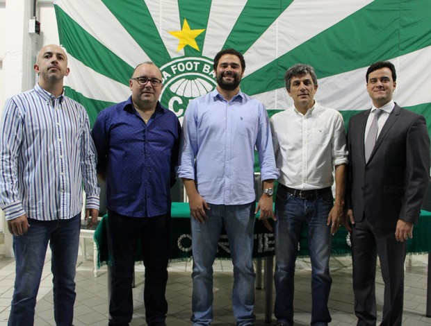 Novo Conselho Administrativo Coritiba, triênio 2018-2020