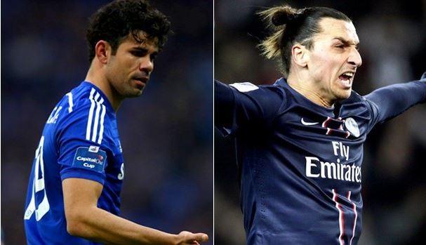 Chelsea e Paris Saint-Germain jogam na tarde desta quarta-feira (11) (Foto: Divulgação)