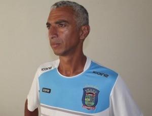 Neemias Santos, técnico do Linhares (Foto: Divulgação/Linhares FC)
