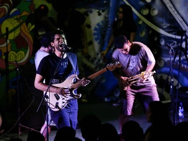 Alaídenegão deve apresentar faixas do novo CD (Foto: Divulgação/Bruno Kelly)