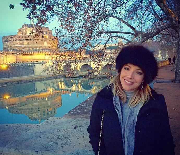 Renata estava na Europa quando soube do convite para Malhação (Foto: Reprodução)