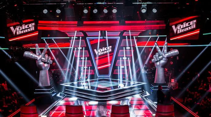 Venha fazer parte do show no The Voice Brasil (Foto: Isabella Pinheiro/Gshow)