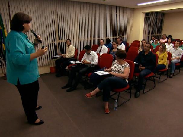 Cursos profissionalizantes de síndico; como será/ (Foto: Globo)