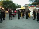 Doze grupos se reúnem para desfiles de bandas e fanfarras em Caruaru, PE