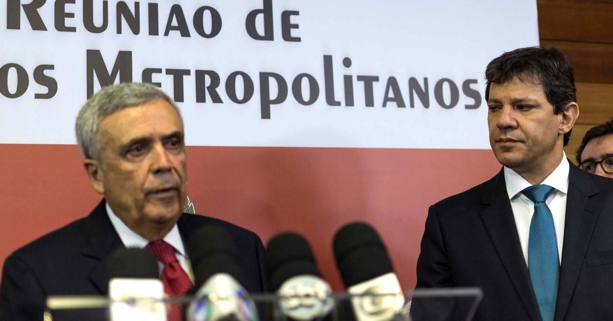Prefeitos da Grande São Paulo querem comitê de crise da água - Globo.com