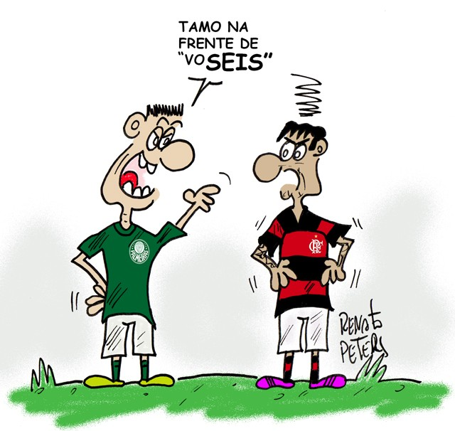 Vantagem-charge Peters