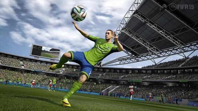 Os chutes ficarão ainda mais precisos, respeitando a força e onde o jogador bateu na bola (Foto: VG247)