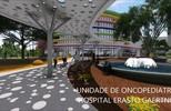 Coritiba e CAP participam de campanha de hospital