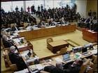 STF retoma nesta quinta julgamento sobre rito do impeachment de Dilma