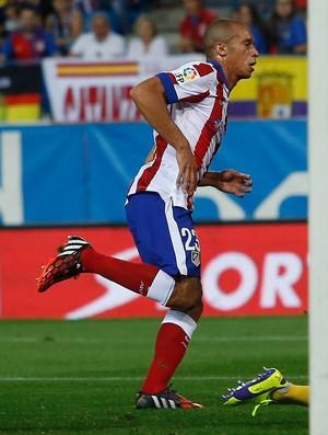 Miranda gol Atlético de Madrid (Foto: AP)