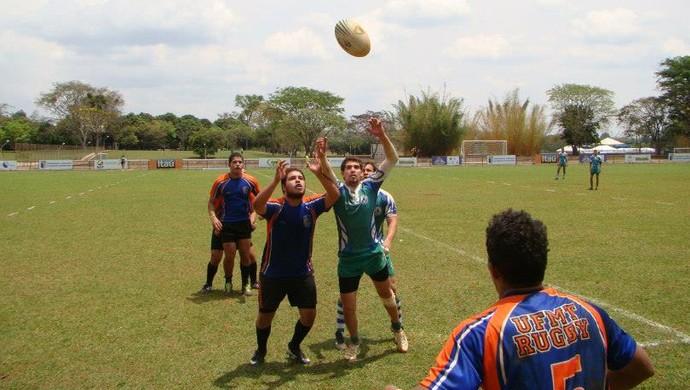 UFMT Rugby é o atual vice-campeão brasileiro universitário (Foto: Reprodução/Facebook)