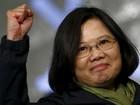Nova líder de Taiwan diz não 'provocar' China, mas exige direito de navegar
