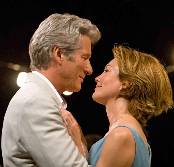 Richard Gere e Diana Lane têm dias de paixão e 'Noites de Tormenta' (2008)  (Foto: Divulgação)