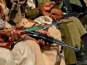 Porta-voz do Talibã disse que tropas estrangeiras estão acuadas em suas bases (Foto: BBC)