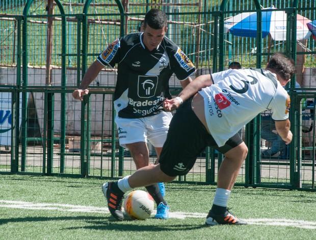 Fábio Luiz Vasco Corinthians Brasileiro showbol (Foto: Luiz Carlos Quadro Jr/Divulgação)