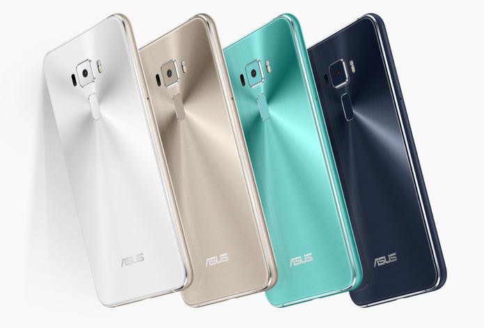 Zenfone 3 tem ficha técnica mais poderosa do que Moto G 4 (Foto: Divulgação/Asus)